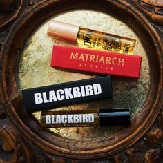 CocoBlanc & BLACKBIRD: Luxury Fragrance Duo gifted by House of Matriarch.