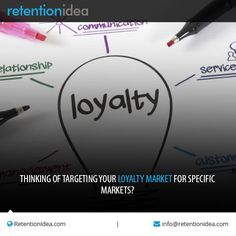 #Loyalty_marketing is all about creating a positive brand for your business.