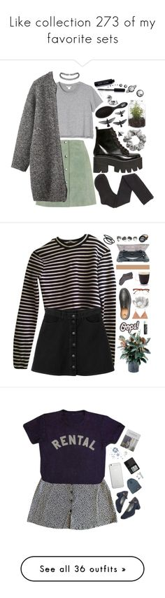 """Like collection 273 of my favorite sets"" by kayleeinfinity ❤ liked on Polyvore featuring Jeffrey Campbell, H&M, Topshop, Monki, Charlotte Russe, Toast, Bobbi Brown Cosmetics, T By Alexander Wang, Bodum and Base Range"