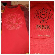 PINK tank top New condition. PINK Victoria's Secret Tops Tank Tops