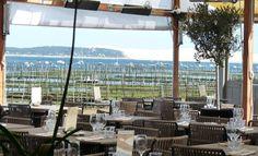 Un chef étoilé au Pinasse Café du Cap Ferret.