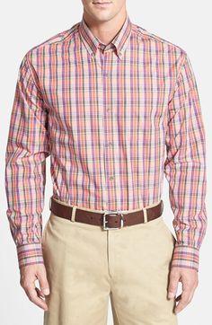 Mens Designer Shirts, Sports Shirts, Poplin, Men's Fashion, Shirt Designs, Men Casual, Nordstrom, Plaid, Shirt Dress
