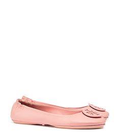 fd1f859d7f3f0e Tory Burch Minnie Travel Ballet Flat