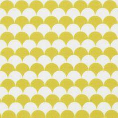 Tissu pastel Ecaille - Collection Scandi - Actualité Mondial Tissus