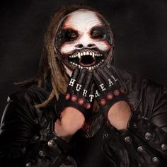 "Bray Wyatt becomes ""The Fiend"": photos Wwe Bray Wyatt, The Wyatt Family, Wwe Photos, Halloween Face Makeup, Wrestling, Random, Wallpapers, Tattoos, Sexy"