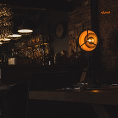 #lamp #lighting #bar #lounge #restaurant Bar Lounge, Custom Lighting, Krakow, Something Beautiful, Lamp Design, Perfect Place, Retro Fashion, Light Bulb