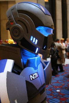 Commander Shepard from Mass Effect | Dragon*Con 2011