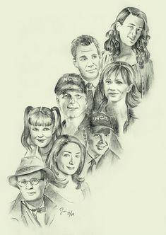 The NCIS Gang