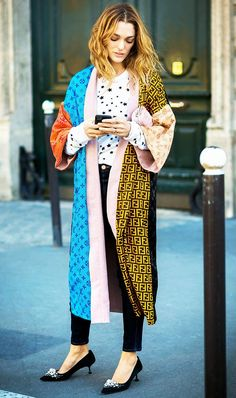 Посмеяться над собой. Как носить вещи в стиле поп-арт - Make Your Style