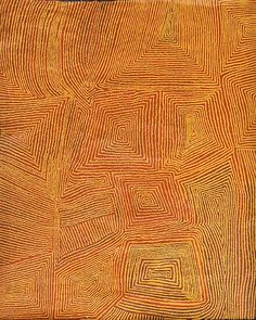 Buy online, view images and see past prices for LILY KELLY NAPANGARDI (BORN Sandhills 2002 acrylic on canvas. Invaluable is the world's largest marketplace for art, antiques, and collectibles. Aboriginal Patterns, Aboriginal Painting, Dot Painting, Indigenous Australian Art, Indigenous Art, Auction Items, Weaving Techniques, Artist Names, Textures Patterns