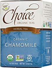 Choice Organic Teas Chamomile Herb Tea - 20 Tea Bags - Case of 6 Ayurveda, Herbal Remedies, Home Remedies, Ceylon Tee, Get Rid Of Eczema, Cleanse Your Liver, Apple Cider Vinegar Detox, Fat Burning Detox Drinks, Chamomile Tea