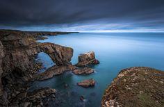 Green Bridge of Wales by Alessio Putzu on 500px. Pembrokeshire Coast, Wales, UK