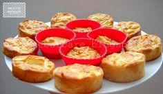 Ricette Barbare: Le tortine di mele senza burro di Zia Pupa