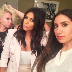 The Kardashians' Hair Guru Shares Her #1 Tip for Healthy Hair via @byrdiebeauty
