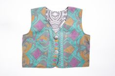 REVERSIBLE Gypsy Vest Gipsy Weste Kids Kinder von TIPIYEAH auf Etsy