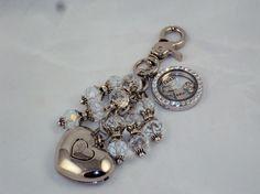 Faith themed purse light by Diva Dangles