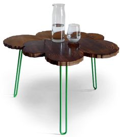 N37 la table révélatrice par Rémi Casado