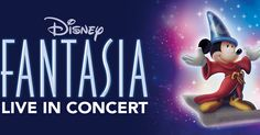 Win one of five family tickets to see Disney Fantasia: Live in Concert, at a tour venue near you - Competitions - Junior