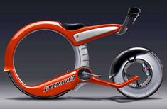 Z-Frame Bicycles - Organik Motion Propels Riders to the Future of Eco-Friendly Transit (GALLERY)