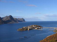 Senja, Husøy - Norway