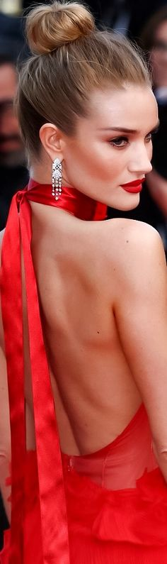 Rosie Huntington-Whiteley at the Cannes Film Festival