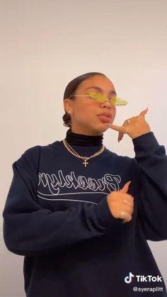 Hip Hop Dance Videos, Dance Music Videos, Dance Choreography Videos, Aesthetic Indie, Aesthetic Movies, Bad Girl Aesthetic, Black Girl Magic, Black Girls, Baile Hip Hop