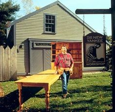 new yankee workshop location. new yankee workshop - featuring the craftsmanship of master carpenter norm abram location w
