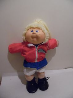 Cabbage Patch Kids Doll by SUZYLEE15 on Etsy