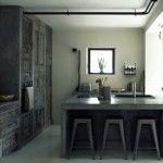 concrete kitchen - Amelie Vigneron