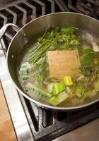 Parmesan Broth Recipe #GamedayParmesan