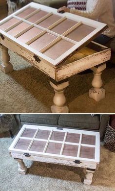 100+ Awesome DIY Shabby Chic Furniture Makeover Ideas - Crafts and DIY Ideas