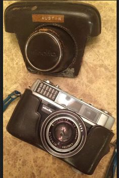 A personal favorite from my Etsy shop https://www.etsy.com/listing/288950741/vintage-minolta-al-camera-and-minolta