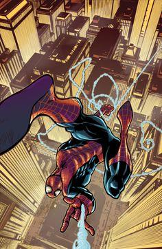 Spiderman by: limabean01.deviantart.com