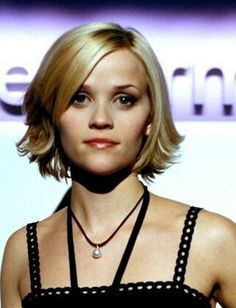 (185) Reece Witherspoon- Sweet Home Alabama. I love this haircut! | I'm kind of a big deal | Pinterest