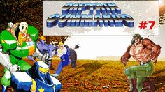 Captain Commando Stage#7 Underground Base|Old Fashion Gamer| ¡Retro! |Ga... Arcade, Stage, Retro, Youtube, Art, Fashion, Character, Princesses, Moda