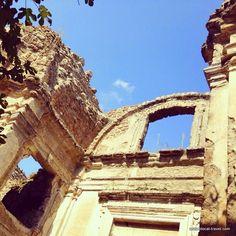 Monterano ghost village, Lazio, Italy Read more here: http://www.blocal-travel.com/2014/10/monterano-ghost-village-and-more.html