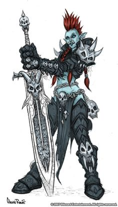 Creating a Troll Death Knight set - opinions? - Forums - World of ...