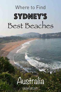 Travel Australia | Travel Sydney | Most Beautiful Beach in Sydney | Most Beautiful Beach in Australia | Most beautiful in the World | Beach Holiday | Beach Vacation | Australia | Sydney | Surfing | Sydney's Northern Beaches #AustraliaTravelKids