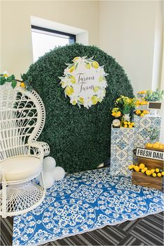 Mehwish's Amalfi Inspired Baby Shower Italian Baby Showers, Baby Shower Photography, Lemon Party, Baby Sprinkle, Bridal Shower Decorations, Baby Party, Baby Shower Themes, Party Planning, First Birthdays