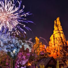 Disneyland's Big Thunder