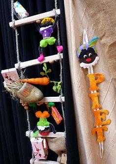 Sinterklaas decoratie 4 Kids, Diy For Kids, Food Crafts, Diy And Crafts, Saint Nicolas, Autumn Crafts, Too Cool For School, Reno, Craft Activities