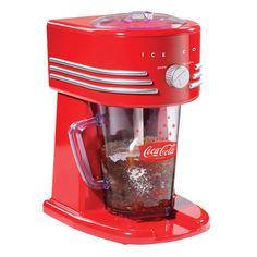 Nostalgia Electrics Coca-Cola Series Frozen Beverage Maker | Overstock.com Shopping - The Best Deals on Beverage Dispensers & Coolers