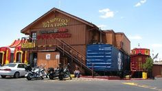 Barstow Station. The stop between California and Vegas!!