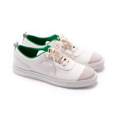 good, clean fun CdG SHIRT cap toe shoes