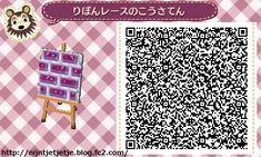 ☆ribbon and lace Purple path ☆ TILE#9