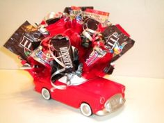 Oh the places you'll go! Graduation Candy Bouquet