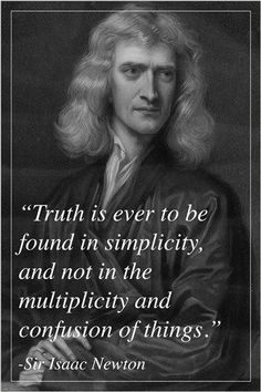 SIR ISAAC NEWTON english physicist mathematician QUOTE POSTER inspires 24X36 Brand New. 24x36 inches. Will ship in a tube. - Multiple item purchases are combined the next day and get a discount for do