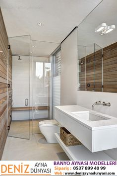 Light versus wood; we like light colored bathrooms. Nice for a second guest bathroom (out of town guests)