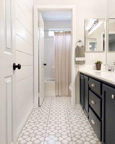 19 best painted bathroom floors images home decor bathroom rh pinterest com