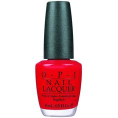 OPI Nail Lacquer ($18) ❤ liked on Polyvore featuring beauty products, nail care, nail polish, nails, beauty, makeup, opi nail lacquer, opi nail care, opi nail color and opi